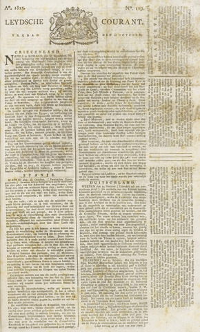 Leydse Courant 1825-10-28