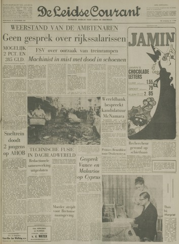 Leidse Courant 1967-11-29