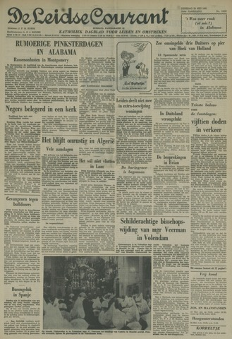 Leidse Courant 1961-05-23