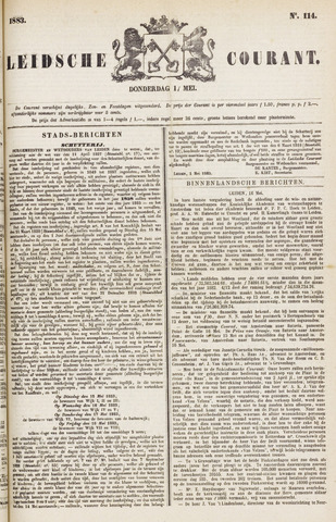 Leydse Courant 1883-05-17
