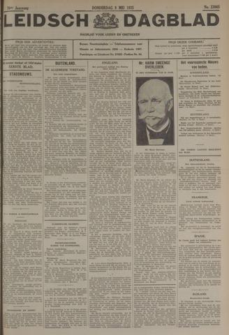 Leidsch Dagblad 1935-05-09