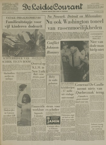 Leidse Courant 1967-08-01