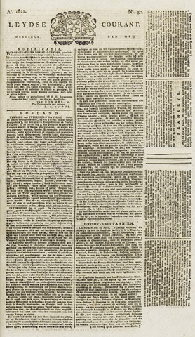 Leydse Courant 1822-05-01
