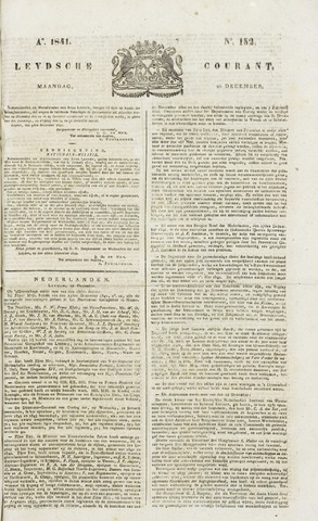Leydse Courant 1841-12-20