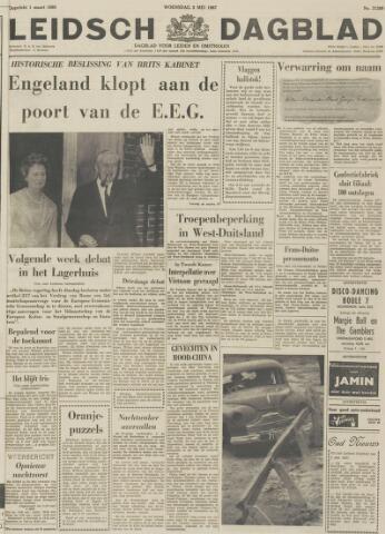 Leidsch Dagblad 1967-05-03