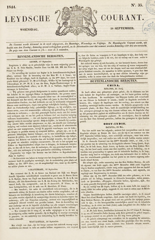 Leydse Courant 1844-09-18