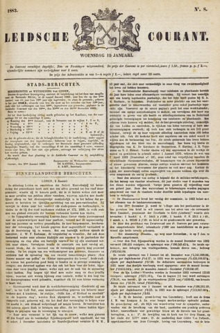Leydse Courant 1883-01-10