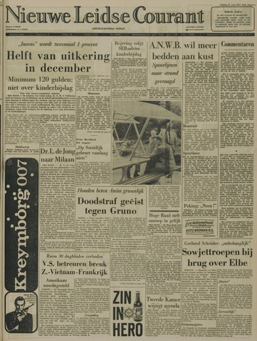 Nieuwe Leidsche Courant 1965-06-25