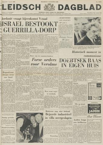 Leidsch Dagblad 1968-08-05