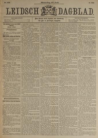 Leidsch Dagblad 1896-07-13