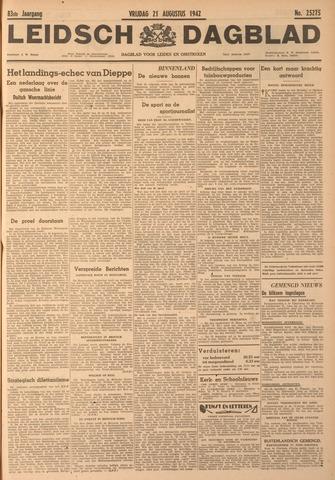 Leidsch Dagblad 1942-08-21