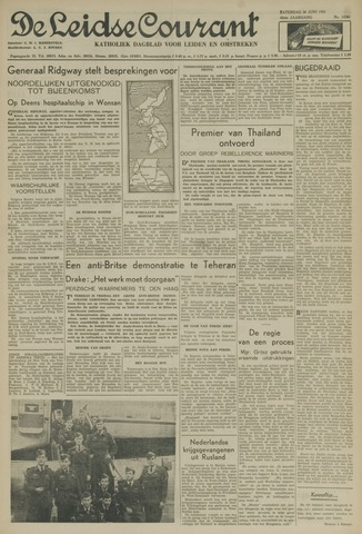 Leidse Courant 1951-06-30