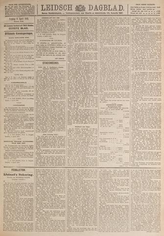 Leidsch Dagblad 1919-04-04