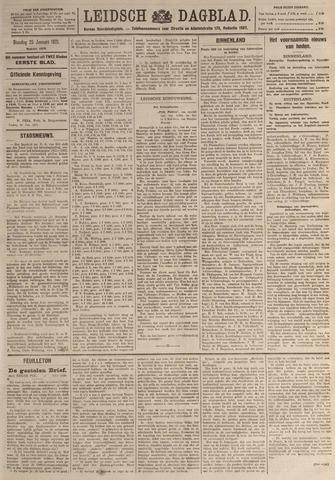 Leidsch Dagblad 1921-01-25