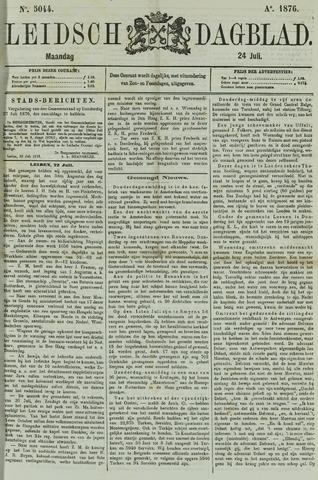 Leidsch Dagblad 1876-07-24