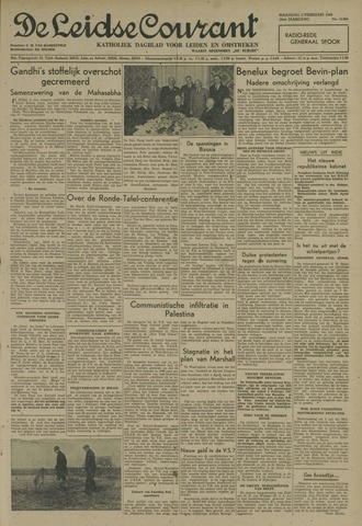 Leidse Courant 1948-02-02