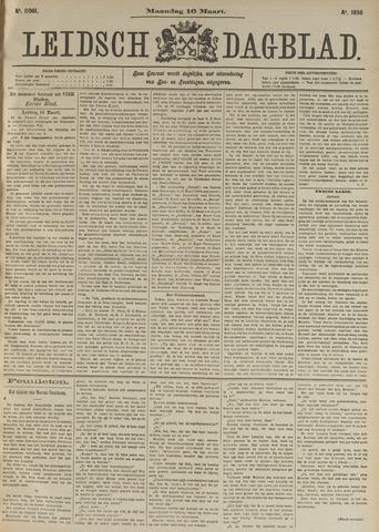 Leidsch Dagblad 1896-03-16
