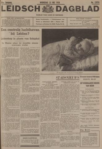 Leidsch Dagblad 1938-05-25