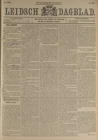 Leidsch Dagblad 1897-10-20