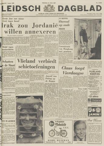 Leidsch Dagblad 1967-07-21