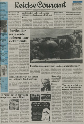Leidse Courant 1992-10-28