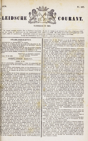 Leydse Courant 1879-05-31