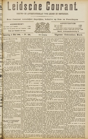 Leydse Courant 1890-05-03