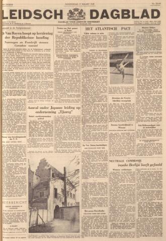 Leidsch Dagblad 1949-03-17