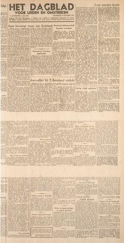 Dagblad voor Leiden en Omstreken 1944-10-16