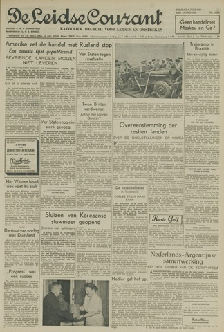 Leidse Courant 1951-06-08
