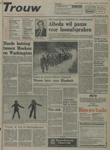 Nieuwe Leidsche Courant 1980-01-04