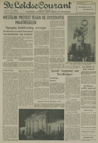 Leidse Courant 1961-08-16