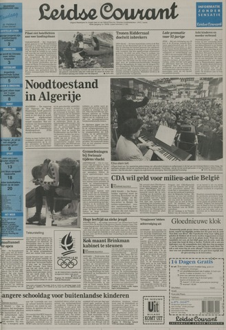 Leidse Courant 1992-02-10