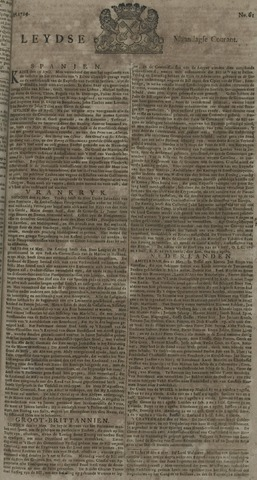 Leydse Courant 1729-05-23