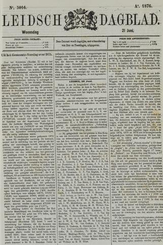 Leidsch Dagblad 1876-06-21