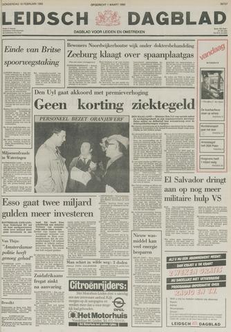 Leidsch Dagblad 1982-02-18