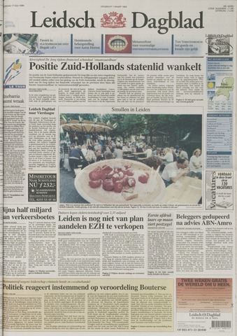 Leidsch Dagblad 1999-07-17