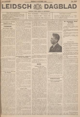 Leidsch Dagblad 1928-10-19