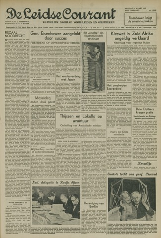 Leidse Courant 1952-03-21