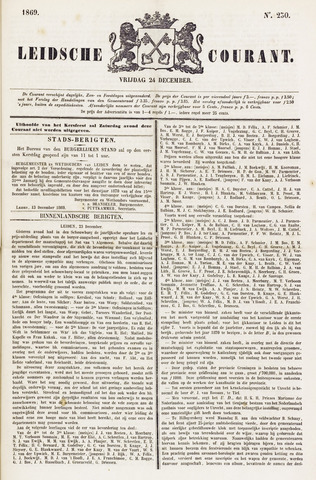 Leydse Courant 1869-12-24