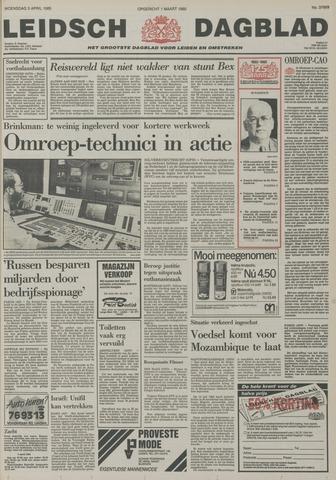Leidsch Dagblad 1985-04-03