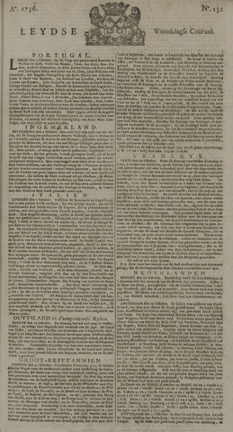 Leydse Courant 1736-10-31