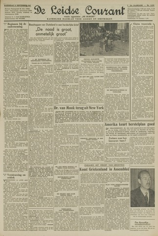 Leidse Courant 1947-09-17