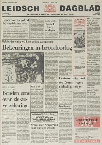 Leidsch Dagblad 1985-01-29