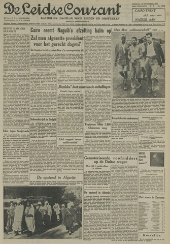 Leidse Courant 1954-11-16