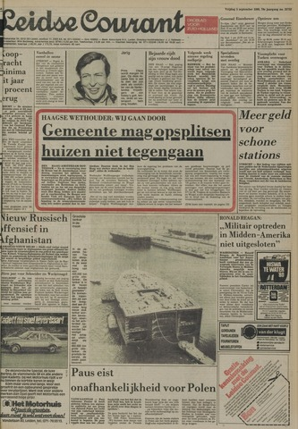 Leidse Courant 1980-09-05