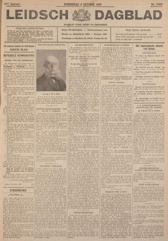 Leidsch Dagblad 1930-10-09