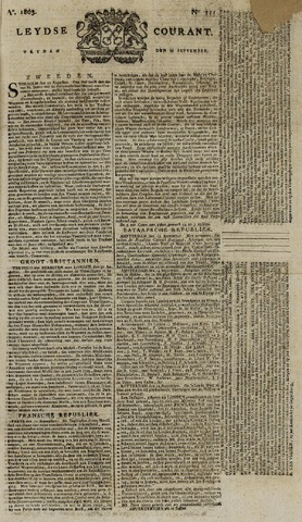 Leydse Courant 1803-09-16