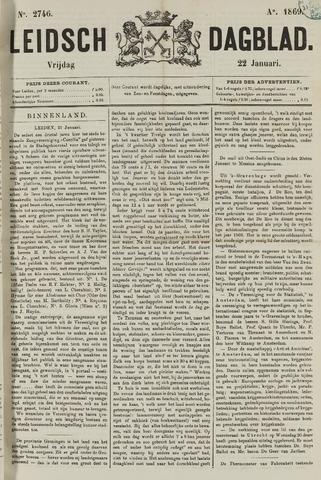 Leidsch Dagblad 1869-01-22