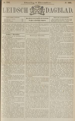 Leidsch Dagblad 1885-12-08
